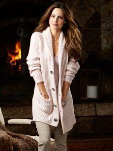 Emporia Cashmere Sweater Outfit  MMMMMmmmmm~!