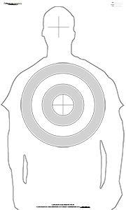 Free Printable Shooting Targets   Firearm Addicts - Forum for Gun Enthusiasts