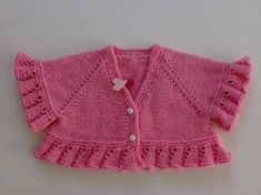 Knitted Boys and Girls Baby Sweater, Vest Cardigan Patterns - Knitting, Crochet Love Baby Boy Sweater, Baby Sweaters, Cardigan Pattern, Sweater Knitting Patterns, Baby Girl Skirts, Baby Dress, Crochet Baby, Knit Crochet, Clothing Displays