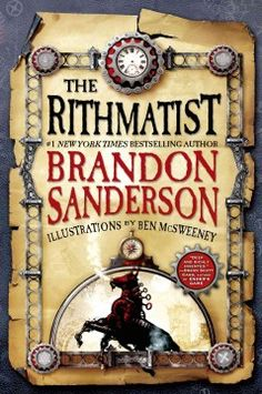 The Rithmatist by Brandon Sanderson - As Wild Chalkings threaten the American Isles and Rithmatists are humanity's only defense, Joel can only watch as Rithmatist students learn the magical art that he would do anything to practice.