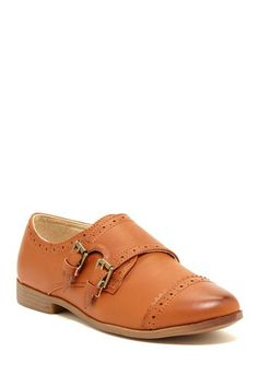 Restricted Boston Brogued Buckle Oxford on HauteLook