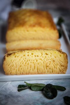 Bika Ambon (Indonesian Honey Comb Cake)