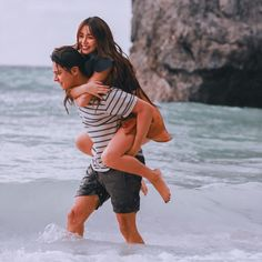 Reposted from benchtm Summer lovers having a blast Enjoying the last days of summer with supremo_dp and bernardokath KathNiel in BENCHEveryday kathniel kathniellifetime kathnielfanpage kathrynbernardo danielpadilla alyssadetera Cute Cartoon Wallpapers, Cute Wallpaper Backgrounds, Bts Wallpaper, Kathryn Bernardo Photoshoot, Filipino, Human Icon, Filipina Beauty, Daniel Padilla, Couples