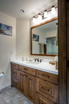 Lakeside Condo  Deer Valley Park City Utah  Stecki Const New Utah Bathroom Remodel Decorating Design