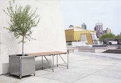 Home I Interior I Furniture I Garden I Bench by System 180 - Design Made in Berlin