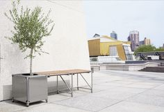 Home I Interior I Furniture I Garden I Bench by System 180 - Design Made in Berlin
