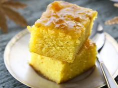 Recette de Gâteau de semoule (à la casserole)