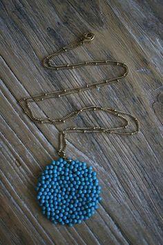 Art Gala Turquoise Necklace – Erin McDermott Jewelry