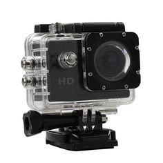 Camera Sport S5000 Specificatii:Ecran: LCD 2 inch Lentila: 170° A+ FullHD unghi largLimba meniu: Engleză / Germană / Franceză / Spaniolă / Italiană / Portugheză / Chineză tradițională / Chineză simplificată / Japoneză / RusăRezolutie video: 1080P (1920*1 British Standards, Sports, Black, Tv, Products, Hs Sports, Black People, Excercise, Sport