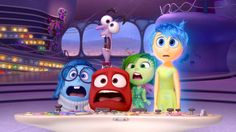 inside out disgust and fear - Google Search