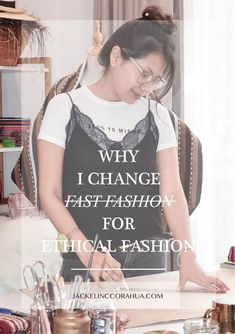 Why I change fast fashion for ethical fashion Fair Trade Fashion, Fast Fashion, Ethical Fashion, Blog, Change, T Shirts For Women, Fair Trade, Sustainable Fashion, Documentaries