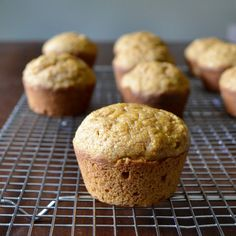 Pumpkin Muffins from Real Food Real Deals