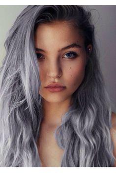 Grey Hair Ideas