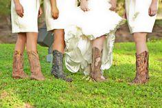 Country Texan Wedding ideas