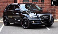 Image for Audi Q5 Black Rims Image