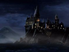 Hogwarts School of Witchcraft and Wizardry, Scotland, United Kingdom...maybe by going to florida!