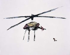 Spero, Search and Destroy, detail (2005)