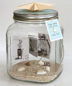 way to decorate with jars #9