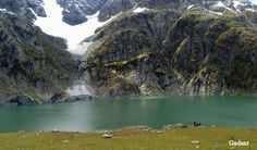 Gadsar, part of the Kashmir great lakes.  This is where I must go - seven lakes in total.  No major peaks to climb though - just walking and walking for miles.  Apparently safety hasn't been an issue.