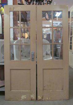 double 6 light doors CKJ