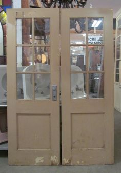 double 6 light doors CKJ