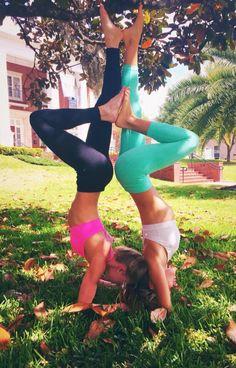 Yoga posses