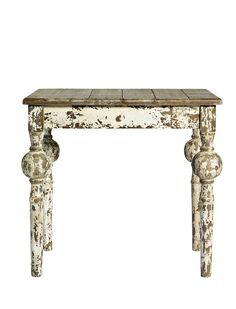 a vintage table