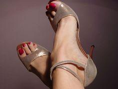 Beautiful Comme il faut tango shoes