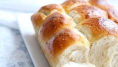 Bollitos de pan de coco