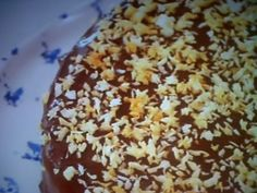 Chocolate Coconut Cake Featured On Rachel Allen: All Things Sweet