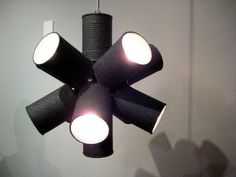 . . . . . How to Recycle: Recycled Tin Can as Lanterns
