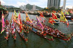 HongKong-Dragon Boat Festival