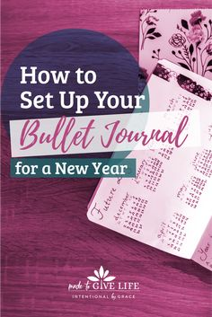 My Bullet Journal is set up for and in this post I walk you through my yearly spread and share some tips and tricks I& learned along the way. Christian Women Blogs, Christian Life, Christian Living, Bullet Journal How To Start A, Bullet Journal Layout, Planner Organization, Organizing, Study Help, Time Management Tips