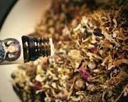 Bathing With Essential Oils From Herbs