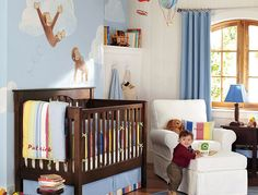 12 Nurseries Inspired by Classic Kids Books via Brit + Co.