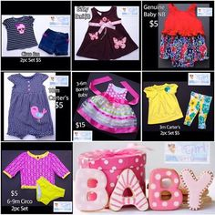 Dress up your little fashionista with these trendy pieces.  Shop Baby Girl Heaven https://baby-girl-heaven.myshopify.com/collections/infant-and-toddler-fashion?sort_by=created-descending