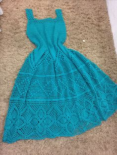 Image gallery – Page 359513982751269382 – Artofit Simple Dresses, Blue Dresses, Long Slip Dress, Crochet Summer Dresses, Summer Cardigan, Friendship Bracelet Patterns, Blouse Styles, Flare Skirt, Crochet Clothes