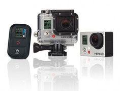 GoPro Hero3 Cameras - Black Edition