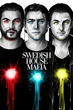 Swedish House Mafia... was said to see them call it a day