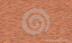 Seamless texture of a modern, flawless brick wall, in high resolution. The image can be perfectly tiled vertically and horizontally. It has perfect matching sides, so that the repetition will not be visible. Seamless Textures, Modern Industrial, Brick Wall, Vectors, Backdrops, Sign, Stock Photos, Architecture, Illustration