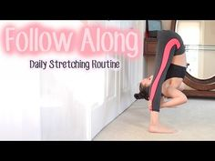 Daily Stretching Routine | FOLLOW ALONG - YouTube