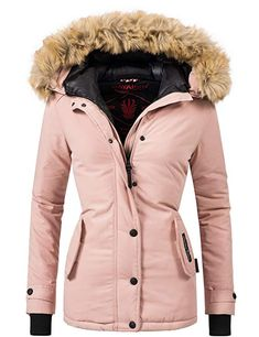 173c9107b5b240 Navahoo Damen Winter Jacke Winterparka Laura Rosa Gr. XL #damen #damenmode  #wintermode #winter #parka #fashion #trend #wear #2019fashiontrends #2019 # jacke ...