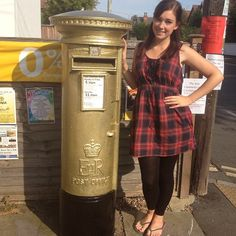 Have you stood beside a Gold Post Box Lately, celebrating the Gold Olympic Medals in London 2012. Wanna Win Gold? Check This Video Out http://www.empowernetwork.com/almostasecret.php?id=thelaptoplifestyle