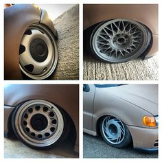 Different wheel for the Polo