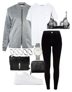 by blendingtwostyles ❤ liked on Polyvore featuring Acne Studios