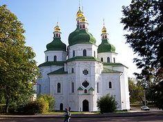 Николаевский собор в Нежине — один из первых памятников украинского барокко