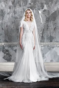 cool The Breathtaking Bridal Couture By Pallas 2015 – LA PROMESSA, #Bridal White Models 2015 #ing Models #LA PROMESSA White Wedding Dress Models #White Wedd #White Wedding 2015 Tredns,