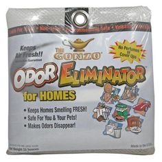 Got A Smell That You Canu0027t Get Rid Of? Try Gonzo 32 Oz. Odor Elimination  For At The Home Depot