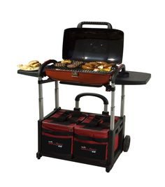 Char-Broil 08401504 Grill2Go ICE Portable Gas Grill (Discontinued by Manufacturer)