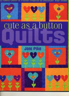 Cute As A Button Quilts - imagenspoli - Picasa Web Albums